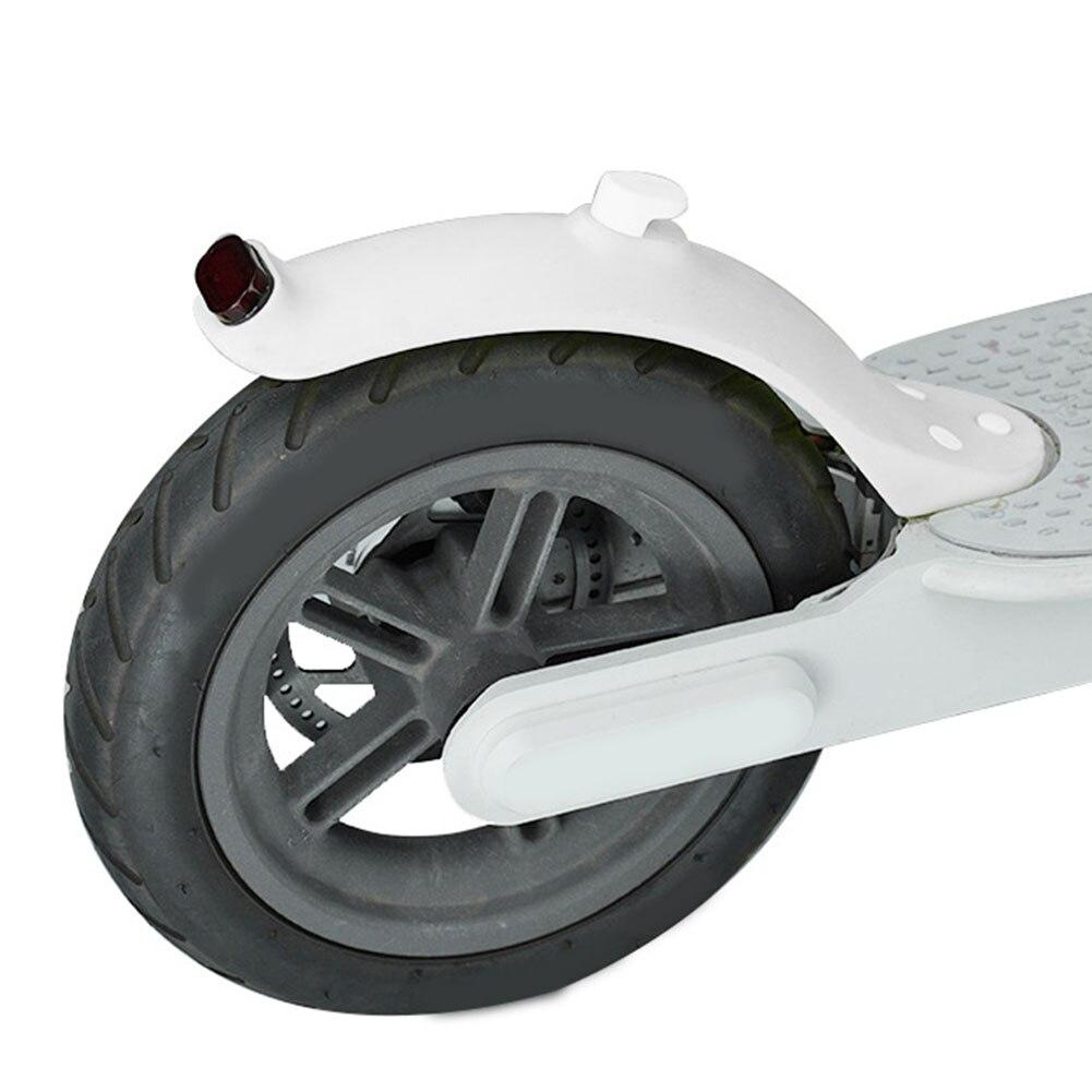 Короткие Ducktail двухколесные электрические скутеры с заднее крыло для Xiaomi M365 двухколесные электрические скутеры запчасти аксессуар
