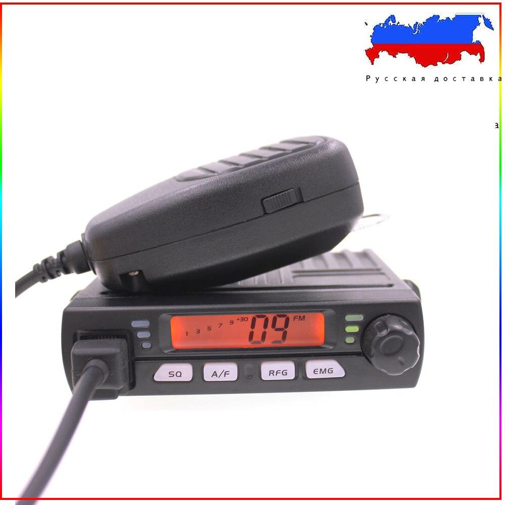 Mini CB-40M de radio móvil 25.615-30.105 AR-925 8W 40CH 9/19, Radio CB para coche, transceptor inteligente amateur Compact AM