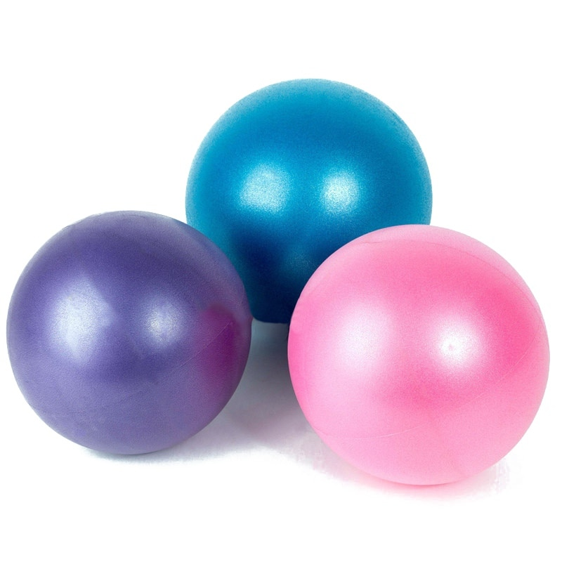 Pelota deportiva de Yoga Bola Pilates Fitness gimnasio núcleo bolas diámetro 25cm entrenamiento interior ejercicio Fitball