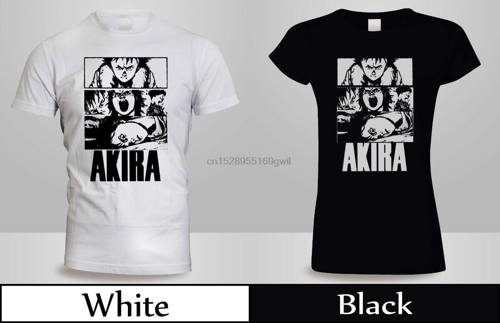 Camiseta de Akira para hombre y mujer, camisa de anime de videojuego...