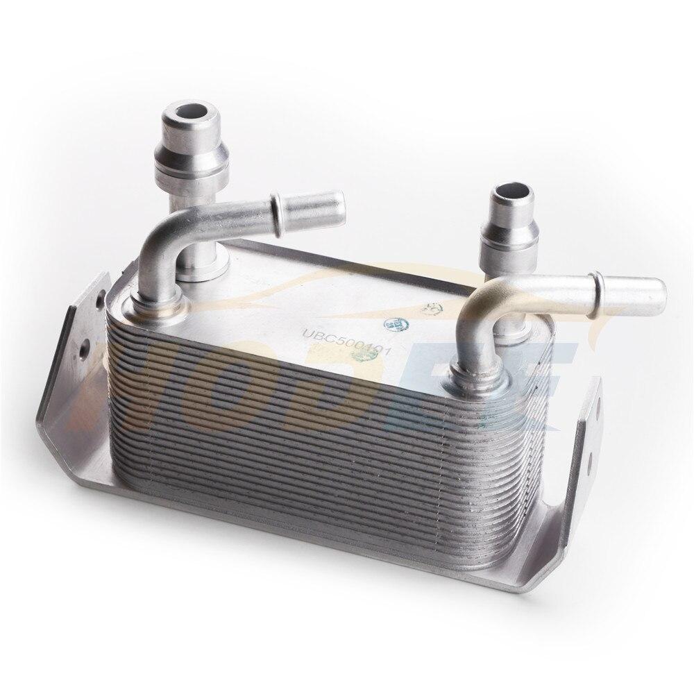 HODEE enfriador de aceite para LAND ROVER de deporte LR4 OE UBC500101 / UBC 500101