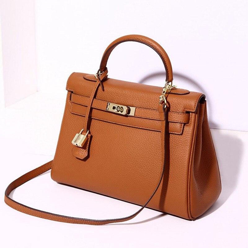 2021 الفاخرة مصمم حقائب اليد جلد طبيعي المرأة حقائب السيدات موضة رسول حقيبة كتف حمل العلامة التجارية الشهيرة حقيبة كروسبودي