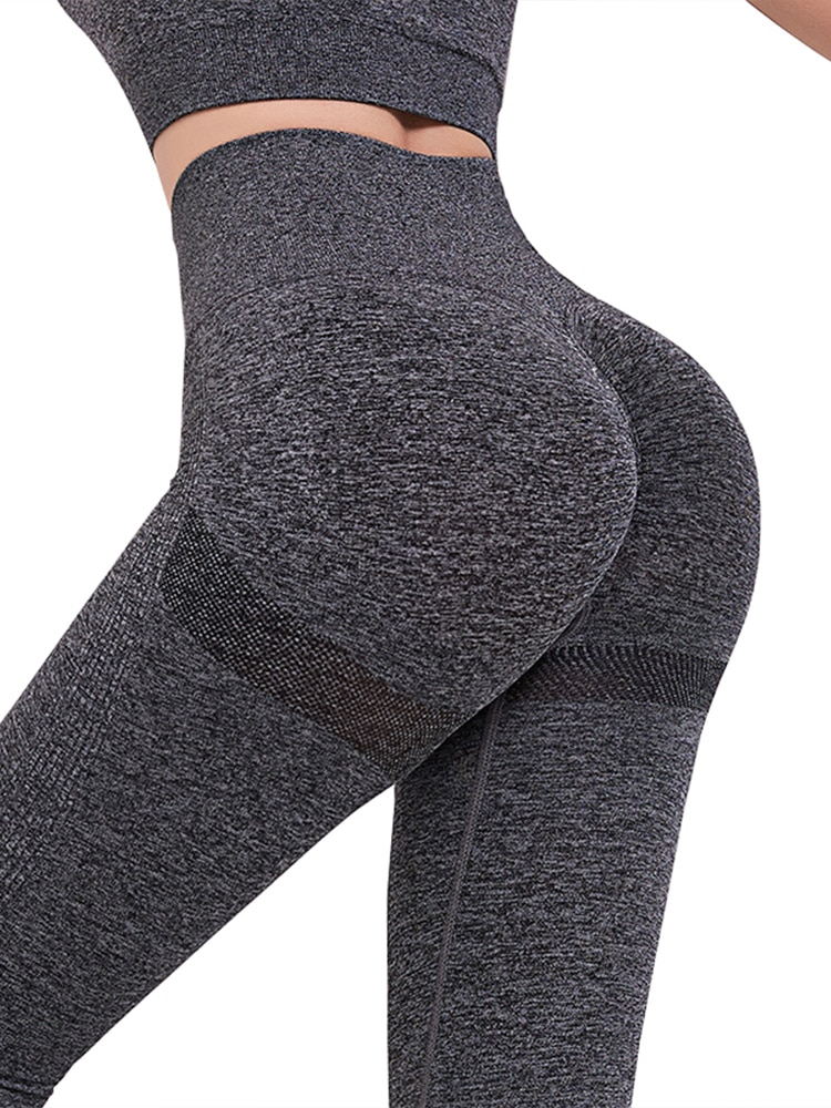 High Waist Seamless Leggings Push Up Leggins Sport Women Fitness Running Yoga Pants Energy Elastic Trousers Gym Girl Tights Gym enlarge