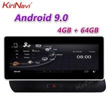 "KiriNavi 10.25 ""Touch Screen Android 10,0 Auto Radio Für Audi Q5 Auto Gps Navigation Auto Dvd-Multimedia-Player Stereo 2009 - 2017"