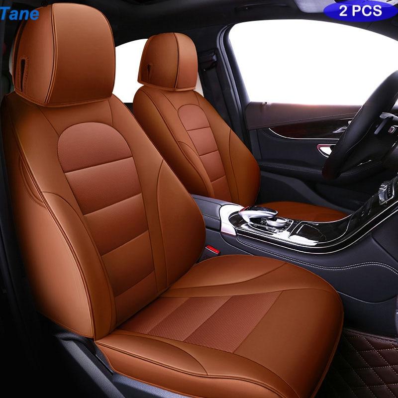 Tane leather car seat cover For mercedes w124 w245 w212 w169 ml w163 w246 ml w164 cla gla w639 accessories seat covers for cars