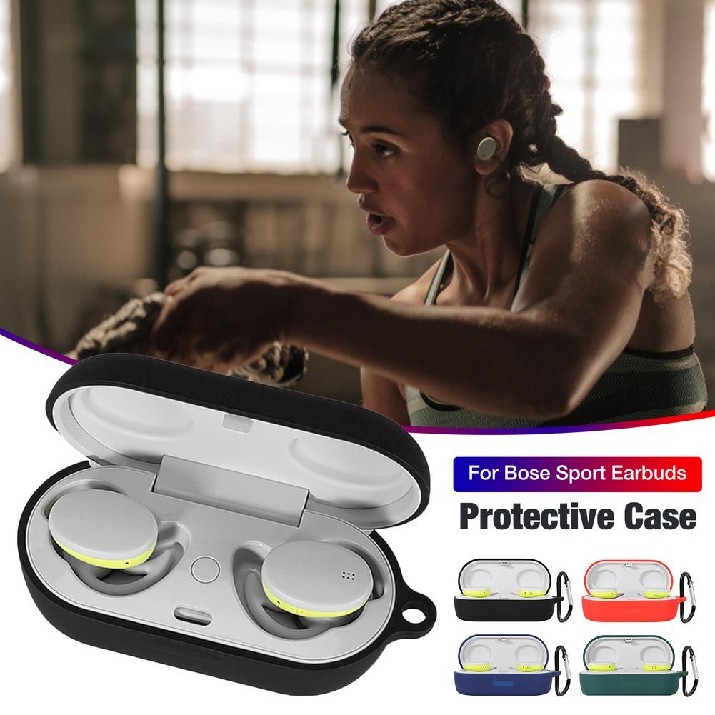 Защитный чехол для наушников, чехол для спортивных наушников, силиконовый чехол для телефона, чехол для беспроводного Bluetooth, чехол с защитой... чехол