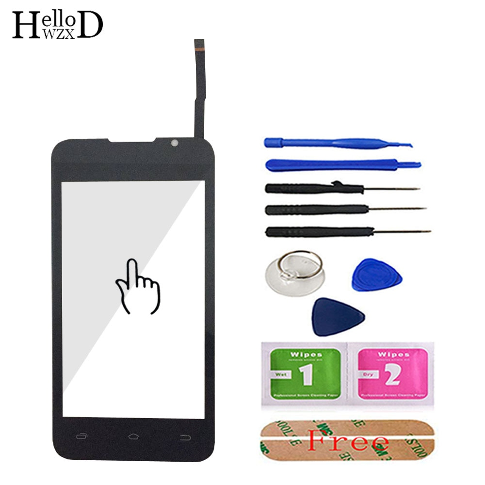 Touch Screen Glass For Ark Benefit M1 Touch Screen Glass Digitizer Panel Front Glass Sensor 4.0'' Mo