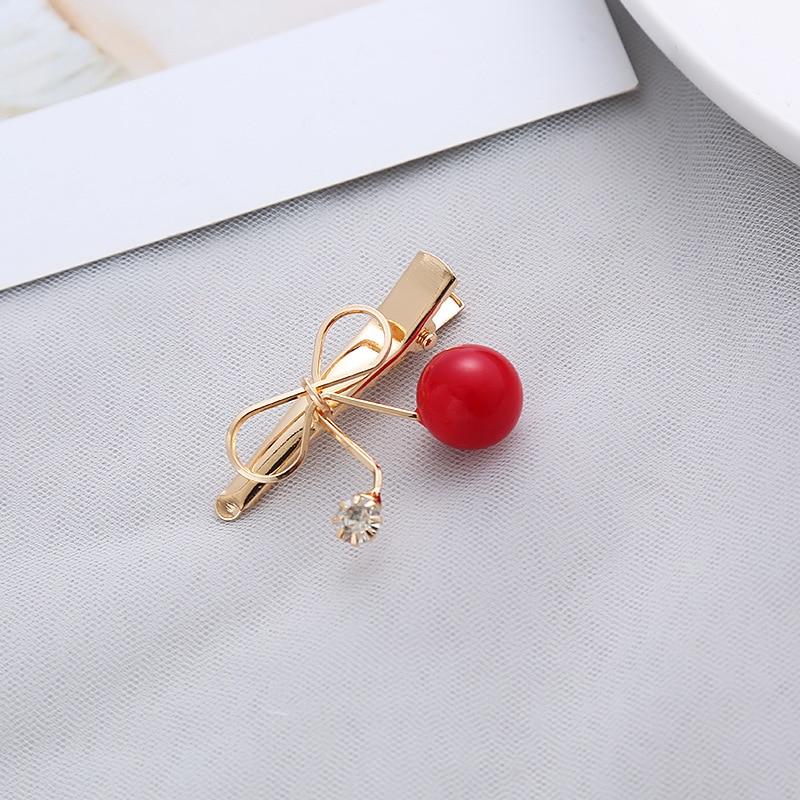 Korean net red hair clip new girl side clip headdress Liu Haibian clip a word hairpin duckbill clip hair accessory
