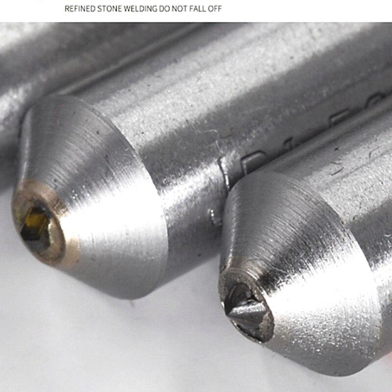 Diamant slijpschijf wiel steen dresser tool dressing pen gereedschap - Schurende gereedschappen - Foto 4