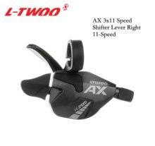 LTWOO Groupset AX11 1x11 3X11 vitesse gachette manette de vitesse pour vtt, Compatible avec SRAM NX, GX, XX1 deraillure arrière