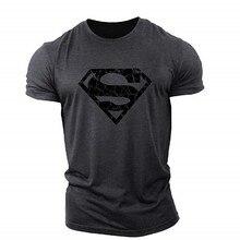 New Men's Fitness T-shirt 2021 New Product 3D Short Sleeve Sports Outdoor T-shirt Oversized 4XL Tee