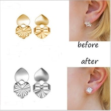 Earring Backs Support Butterfly Earring Lifts Fits all Post Earrings Set Jewelry Accessories
