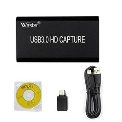 HDMI Capture USB 3,0 TYP C Video Erfassen Video Audio Grabber Spiel Capture Recorder Dongle Spiel Streaming Live-Stream Broadcast