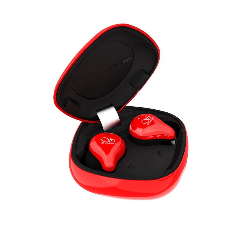 Shanling MTW100 Bluetooth 5.0 True Wireless HiFi In-ear Earphone IPX7 waterproof Sport Earbud O5 X1 X1E E12 NE1S BV.2 O2 S7 AT1