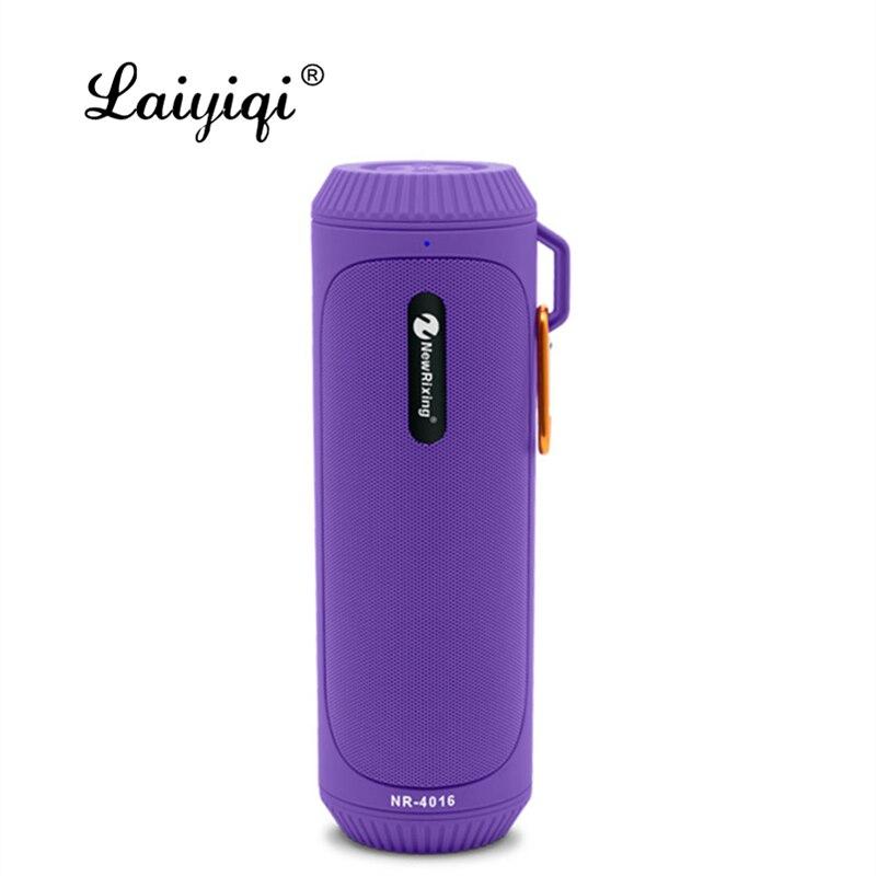 Laiyiqi mais novo 2019 lanterna tocha à prova dwireless água portátil falante sem fio bluetooth 5.0 bicicleta montar gancho f4 ventilador estéreo
