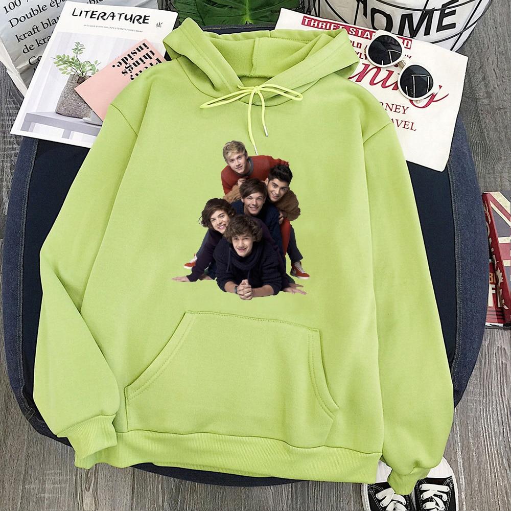 Винтажные женские толстовки свитшот с фото, уличная одежда 2021, праздничная одежда, розовые повседневные пуловеры с принтом звезд и группы