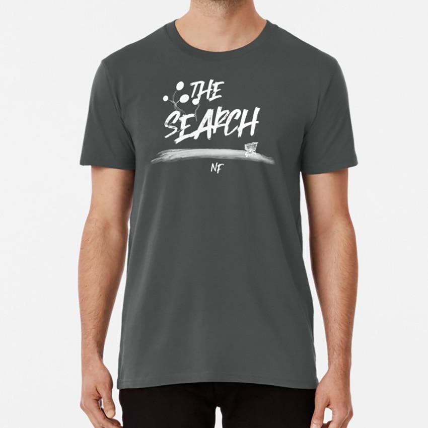 La camiseta de búsqueda la búsqueda Nf Nate feeerstein Nathan feeerstein rapero Nf Rap Nf rapero percepción terapia sesión