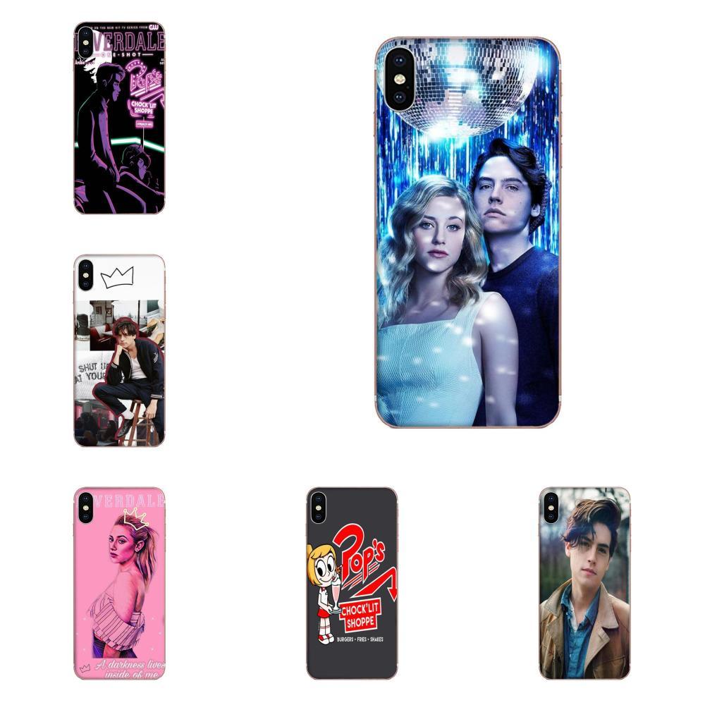 Pop es Chocklit Shoppe Riverdale para Samsung Galaxy A10 A20 A20E A3 A40 A5 A50 A7 J1 J3 J4 J5 J6 J7 2016 de 2017 a 2018