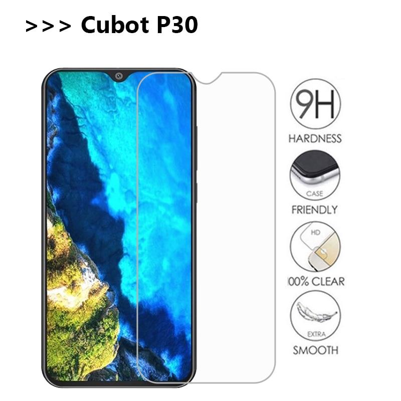 2 uds vidrio templado para Cubot Cheetah 2 R9 Note S Plus Echo Power P30 R15 X19 X15 X16 X17S película protectora de pantalla de teléfono