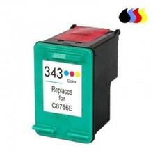 C8766EE cartouche recyclée HP couleur (N 343) 3x5 ml