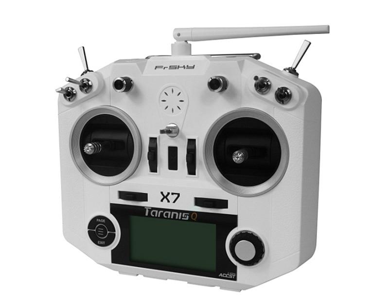 X7 التحكم عن بعد تحكم واحد FPV طائرة نموذجية من خلال الطائرة بدون طيار مناسبة لدعم 32 قناة