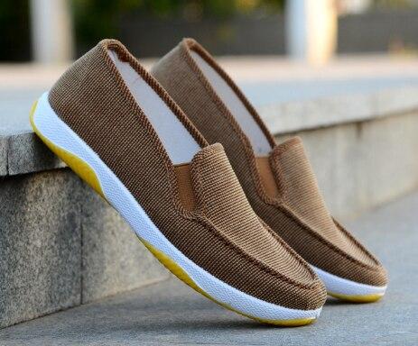 10787-أحذية رجالي صيف جديد تنفس أحذية خفيفة مريحة