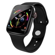 2020 W4 Smart Watch Bluetooth Heart Rate Read Notifications Full Touch Screen IP68 Waterproof Sports Smart Watch Men Women