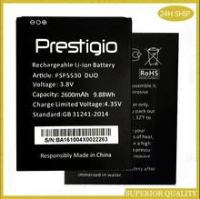 2600mAh PSP5530 wymienna bateria do Prestigio Grace Z5 PSP5530 DUO PSP 5530 PSP5530DUO Smartphone bateria