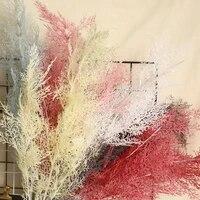 Zerolife     gazon artificiel en plastique  7 couleurs  1M  herbe brumeuse  pour la maison  pour une fete sur le bureau  pour un mariage  pour un decor