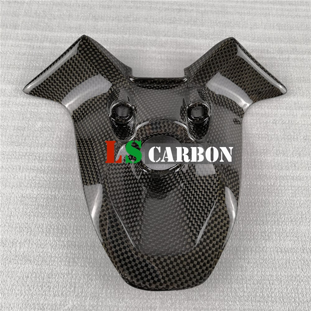 Motorcycle Carbon Fiber Key Ingition Cover Guard For DUCATI 1198 1098 848 Full Carbon Fiber 3K