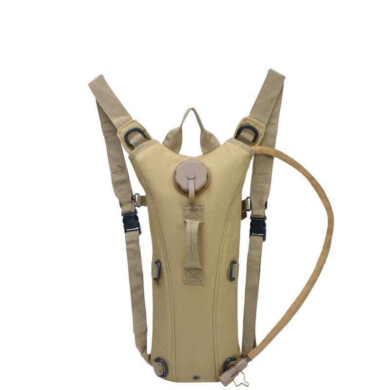 2.5L тактическая сумка для воды на открытом воздухе гидратационный рюкзак для воды, пешего туризма, верховой езды, альпинизма, велоспорта, рюк...