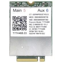 Module 4G LT4211 T77H468 GOBI5000 LTE/EV-DO/HSPA + Carte WWAN SPS 793116-001 pour HP LT4211 Elitebook 740 750 820 840 850 G2/810 G3