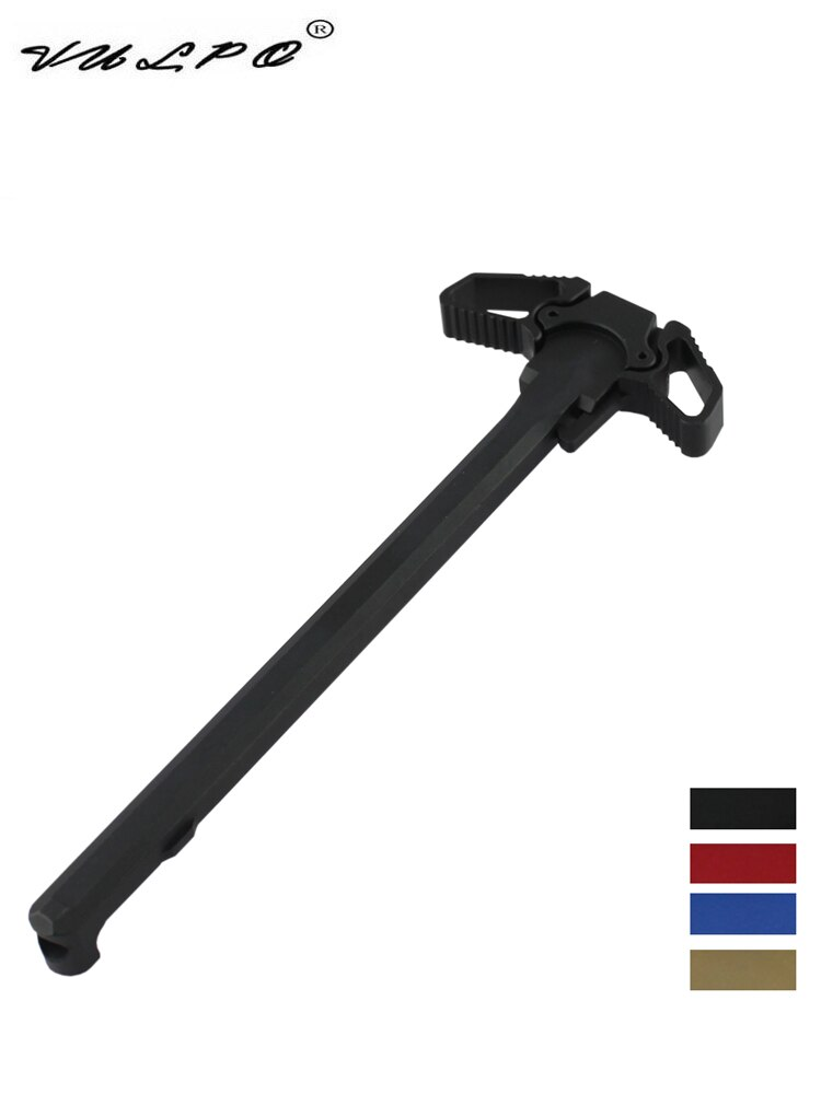 Зарядная ручка для игрушечной модели VULPO Для GBB Airsoft M4 M16 Gel Blaster, аксессуары для пейнтбола Аксессуары для охотничьих ружей      АлиЭкспресс