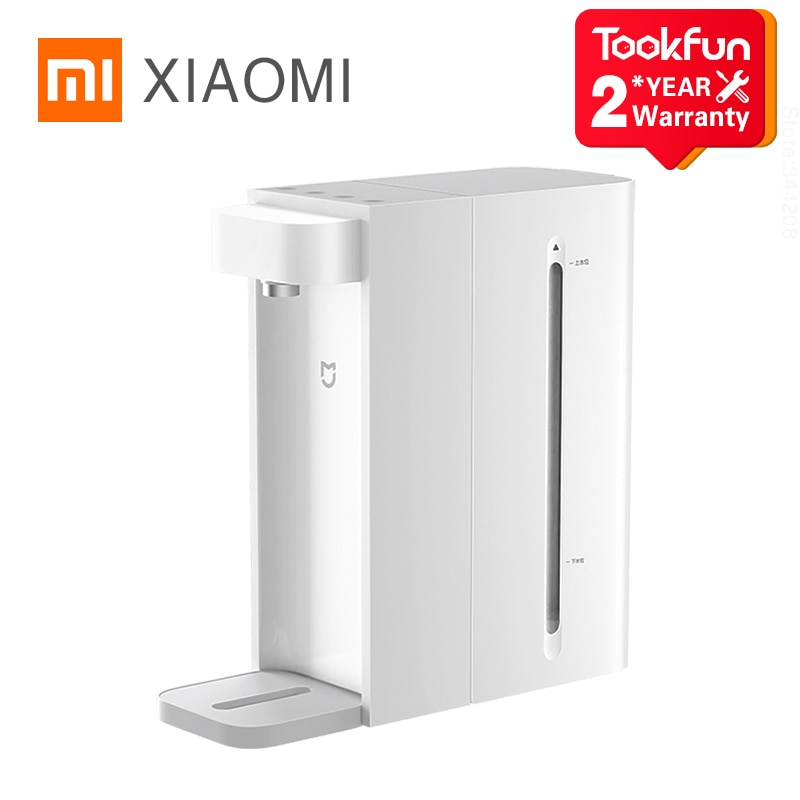XIAOMI MIJIA-موزع مياه فوري ، C1 ، غلاية كهربائية للمكتب والمنزل ، 2.5 لتر ، ترموستات ، مضخة مياه محمولة ، تسخين سريع