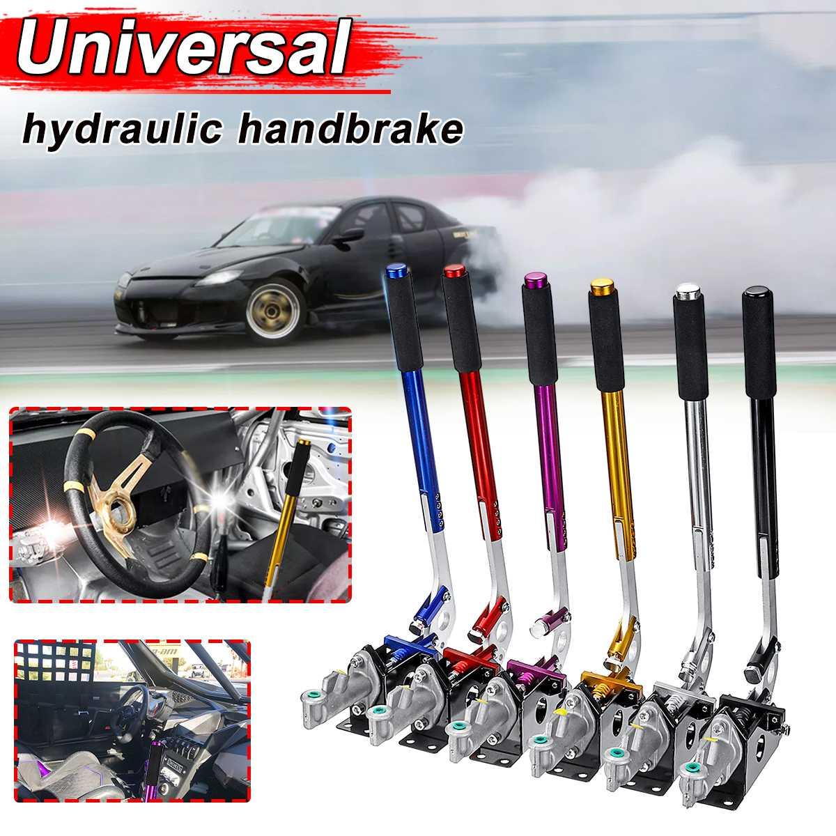 32,4 cm Aluminium Legierung Hydraulische Drift E Bremse M8 / M13 Racing Parkplatz Handbremse Hebel Getriebe Universal Hand Brems