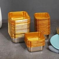 100pcs high quality mooncake plastic inner tray egg yolk crisp cake hold plastic packing box