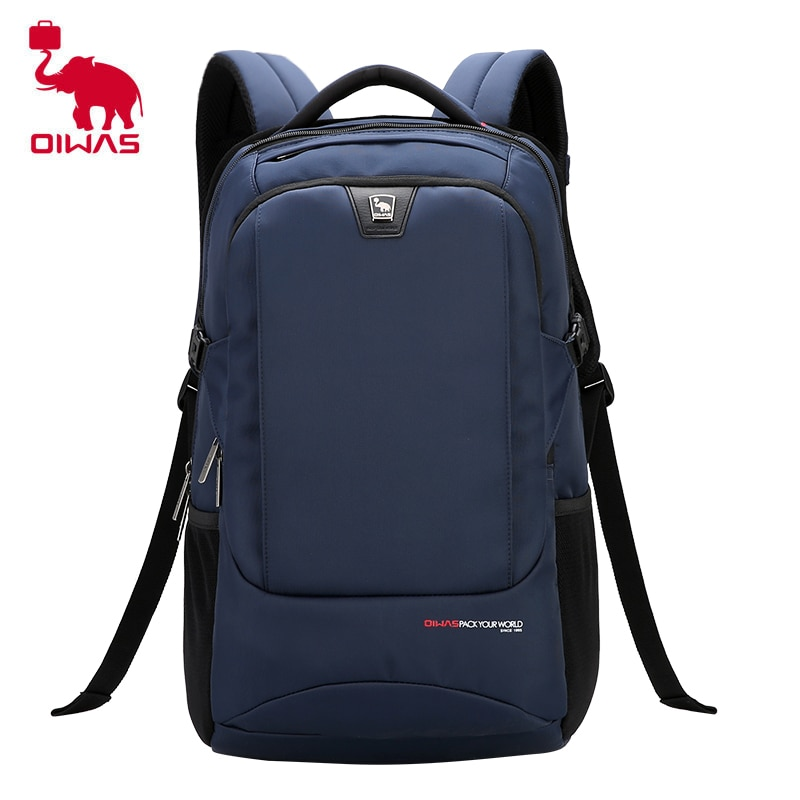 Oibeen حقيبة ظهر للعمل كبيرة 15.6 بوصة محمول على ظهره الرجال حقيبة سفر الموضة مقاوم للماء للنساء المراهقين حقيبة مدرسية المرأة
