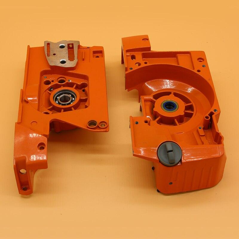 Cárter de estator para cárter de Motor HUNDURE para HUSQVARNA 61 268 272 272XP, piezas de repuesto para motosierra de jardín