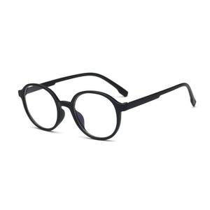 Eyeglasses Frames Women Men Classic Transparent Round Anti Blue Rays Glasses Clear Lens Spectacle Frames Goggles Eyewear