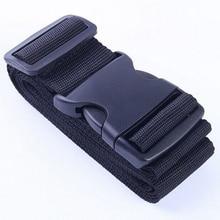 Sangles de Cargo en Nylon pour moto   Corde Velcro, ceinture de porte-bagage, sangles de fixation pour moto sacs de Camping de plein air