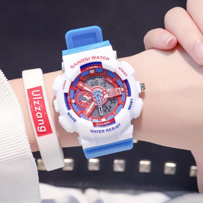 Mens Hot Sale Rushed 2020 Losida Fashion Watch Men G Style Waterproof Shock Sports Military Watches Digital Luxury Analog