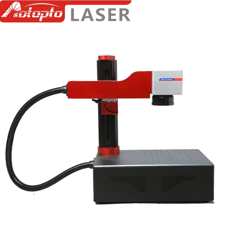 Best Price , 20W/30W Metal Laser Engraving Machine , Fiber Laser Marking Machine For Engraving Gold, Silver, Copper, Stainless