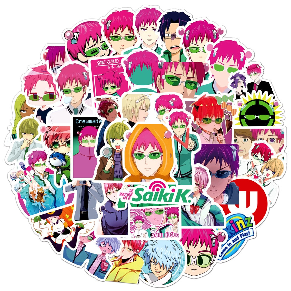 10-50pcs-anime-la-vita-disastrosa-di-saiki-teruhashi-kokomi-adesivi-per-cartoni-animati-bagagli-impermeabili-telefono-fai-da-te-scrapbook-decal-decor