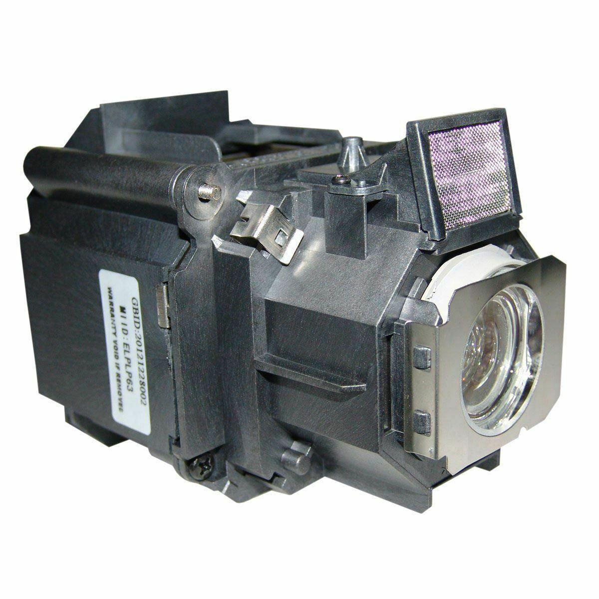 ELPLP63 V13H010L63 لإبسون EB-G5650W ، EB-G5750WU ، EB-G5800 ، EB-G5900 ، EB-G5950 ، PowerLite برو G5650WNL / 4200W العارض مصباح لمبة