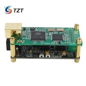 Image 5 - TZT для любовного интерфейса + ES9038Q2M аудио декодер плата аудио HiFi USB Звуковая карта Поддержка DSD256 PCM 384Khz