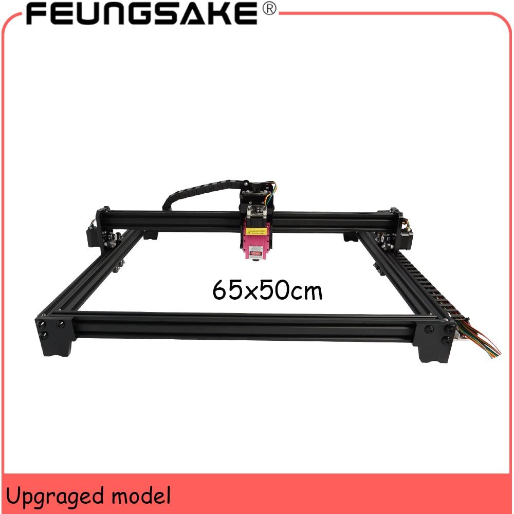 Laser cutter 30 W, houtbewerking 20 W laser graveermachine PWM controle TTL CNC 15 W laser carving machine 5500 mw CNC router
