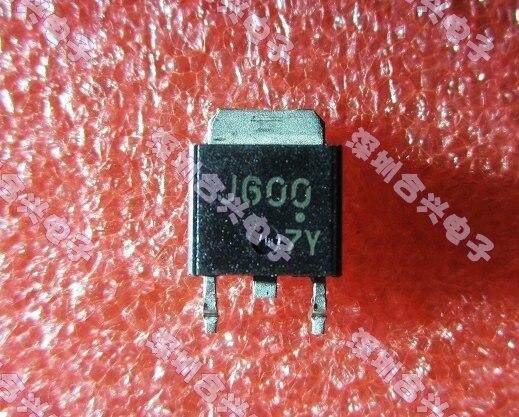 100 unids/lote J600 2SJ600 a-252 original nuevo