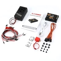 g t power bluetooth version rc car engine sound simulated system lights simulated system for rc car axial scx 10 trx4
