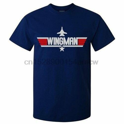 Camiseta Wingman para hombre-regalo presente moda BOXSET película DVD película FLY