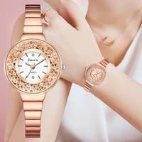 rhinestone quicksand dial design women fashion luxury watches elegant small ladies bracelet wristwatches female quartz watch